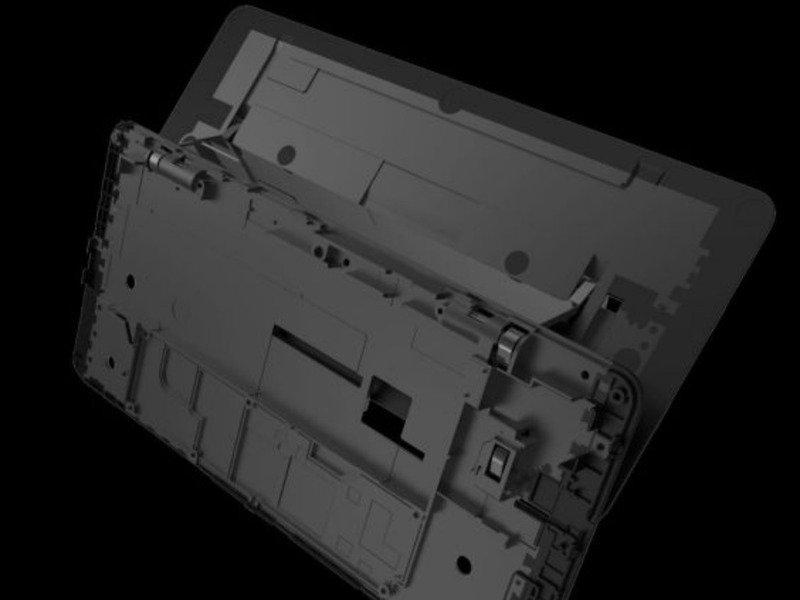 смартфон с QWERTY-клавиатурой