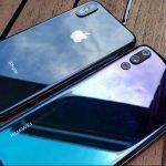 iphone и honor
