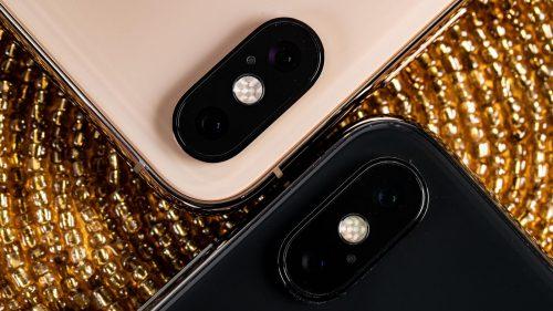 Камера iPhone X и Xs