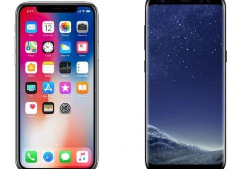 Айфон и смартфон
