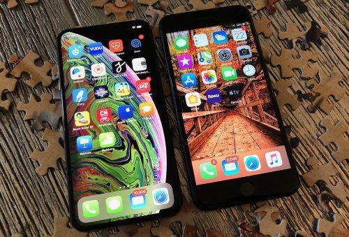 Два айфона