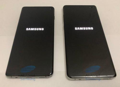 Galaxy S10 и S10+