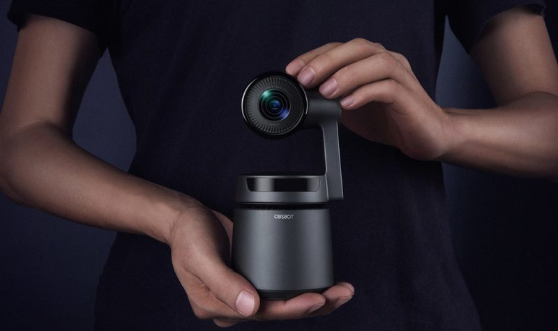 OBSBOT Tail экшн камера