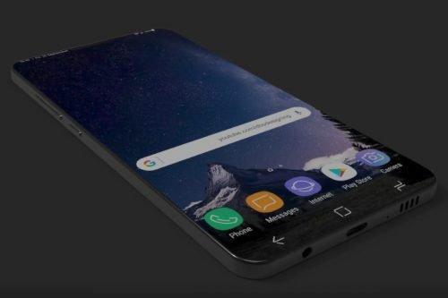 Экран Samsung S9