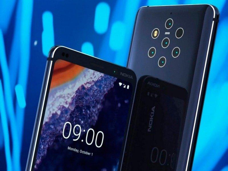 Названа дата анонса смартфона Nokia 9 PureView