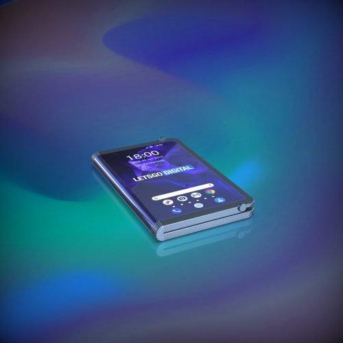 игровой смартфон со складным экраном_3