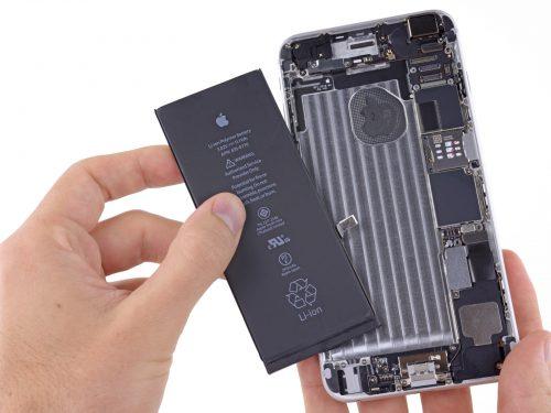 Аккумулятор айфона