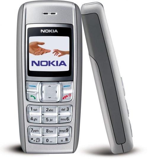 популярные кнопочные телефоны нокиа