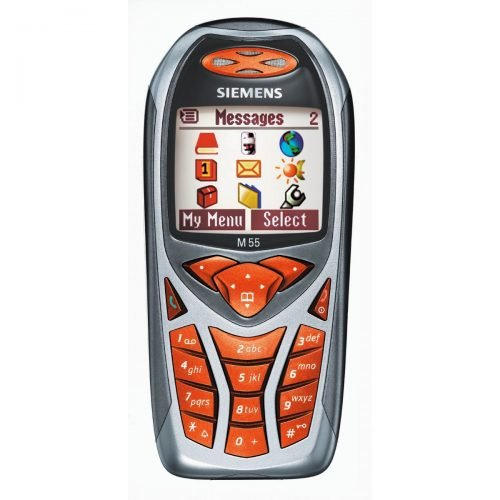 популярные кнопочные телефоны сименс