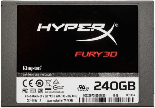 HyperX Fury 3D
