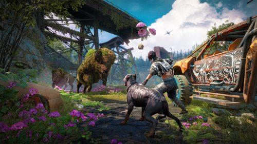 Животные в Far Cry New Dawn