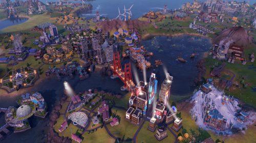 Gathering Storm для Sid Meier's Civilization VI