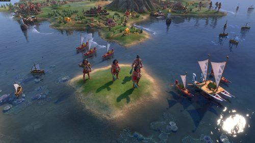 DLC для Sid Meier's Civilization VI
