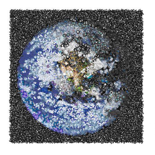 земля эмодзи картина