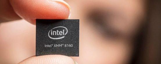 Intel о 5g