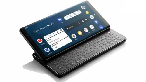 смартфон-слайдер