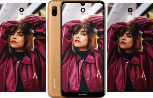 Huawei Y6 2019 и Y7 2019