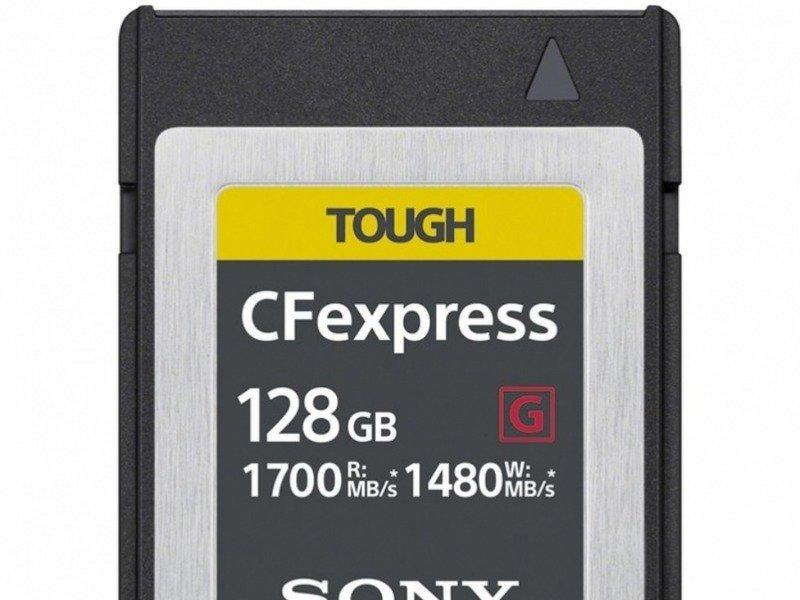 CFexpress Type B