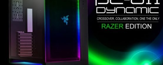 PC-O11 Dynamic Razer Edition