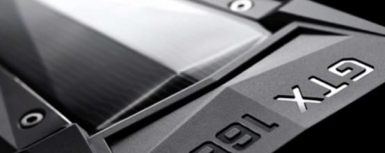 видеокарта GTX 1660