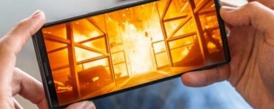 Флагман Sony Xperia 1 доступен для предзаказа