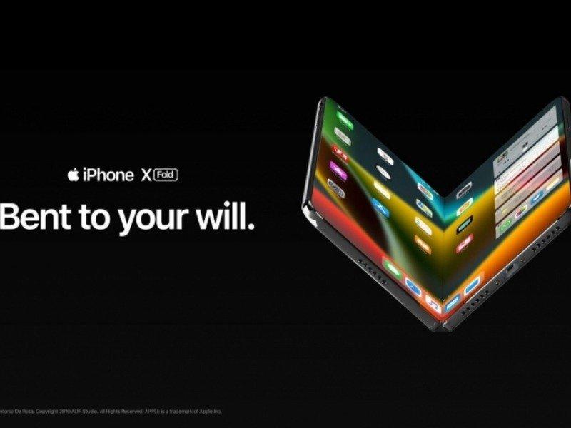 iPhone X Fold