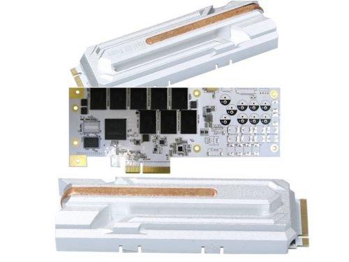 NVMe-накопители серии HOF объёмом 2 ТБ