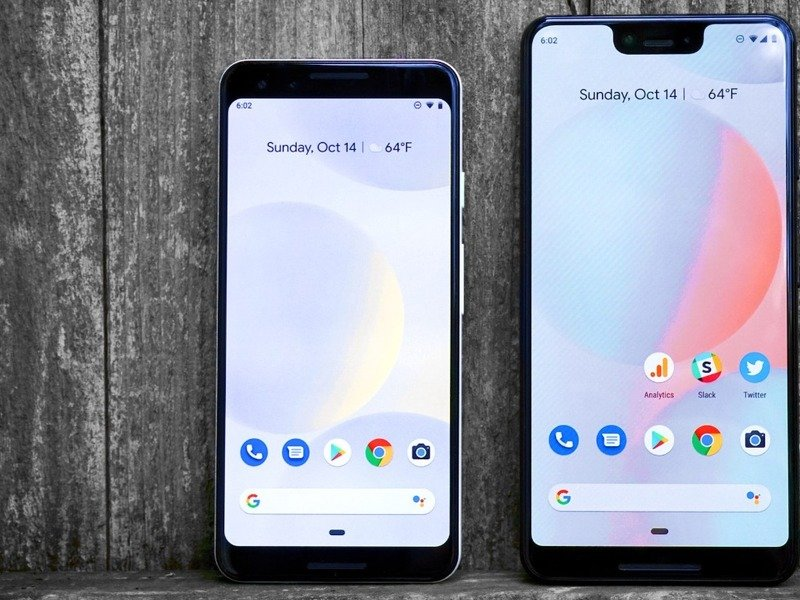 Google Pixel 3a и Pixel 3a XL