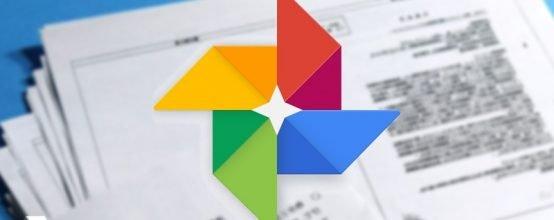 обрезать изображение Google Photos