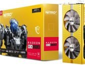 Nitro+ Radeon RX 590 50th Anniversary Edition