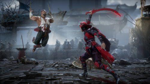 Скриншот из Mortal Kombat 11