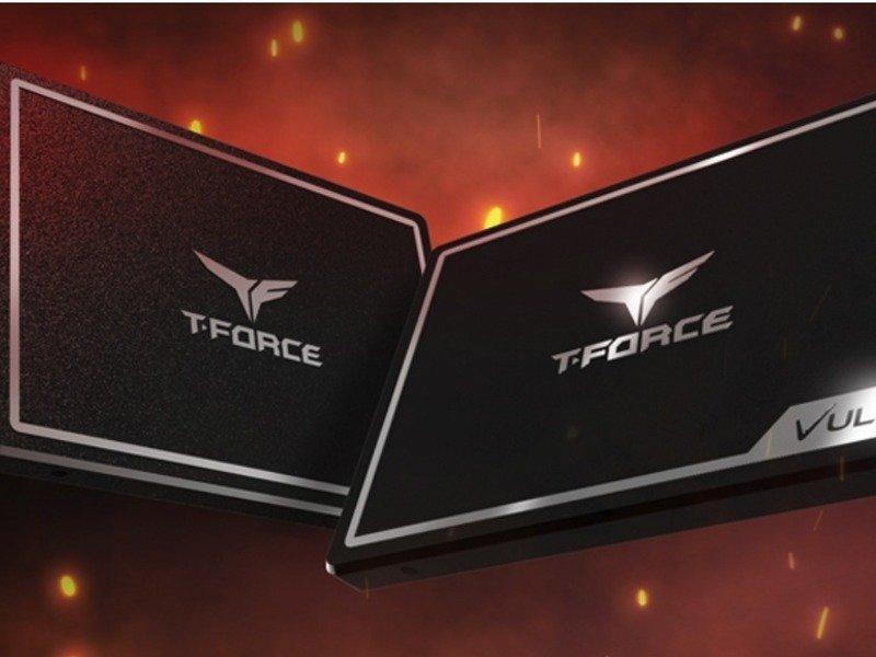 Team Group Vulcan SSD