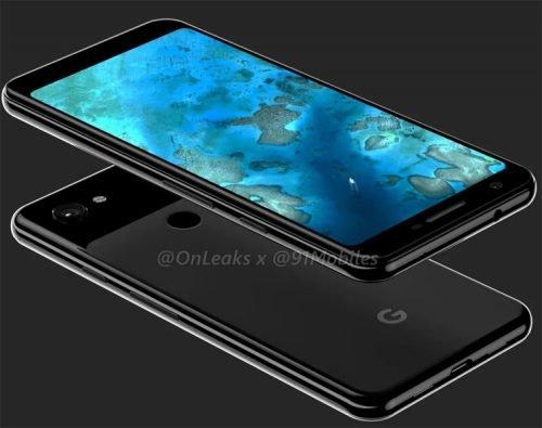 названа цена смартфонов Google Pixel 3a и 3a XL