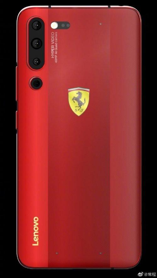 Z6 Pro Ferrari Edition
