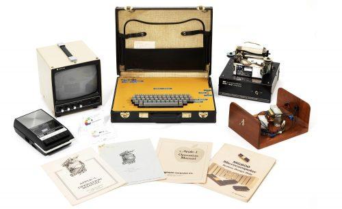Apple I — первый компьютер