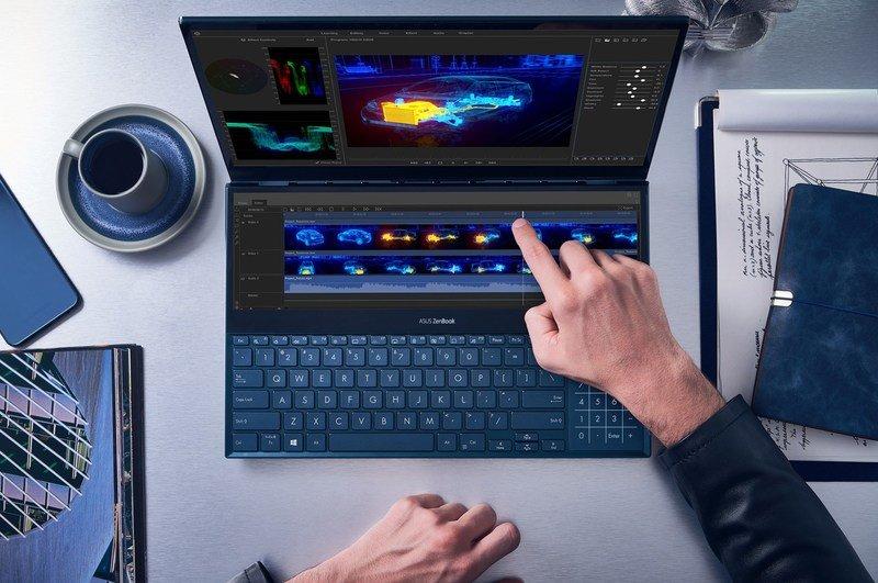 ZenBook Pro Duo и ZenBook Duo