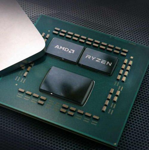 Так выглядит процессор Ryzen