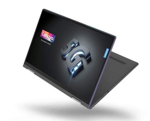 Qualcomm и Lenovo выпустили ноутбук с 5G