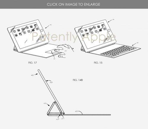 Патент на изготовление новой клавиатуры