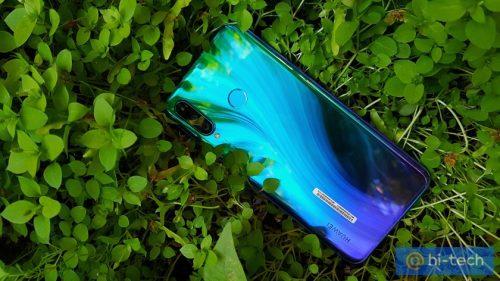 Huawei P30 lite — дизайн смартфона