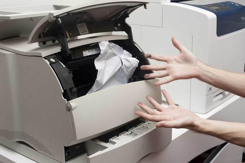 Какие настройки мешают принтеру печатать документы с Ворда