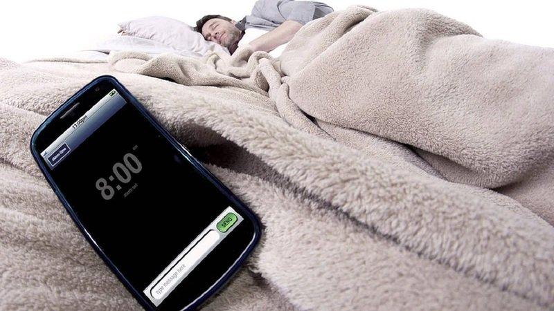 человек будильник на телефоне лучший