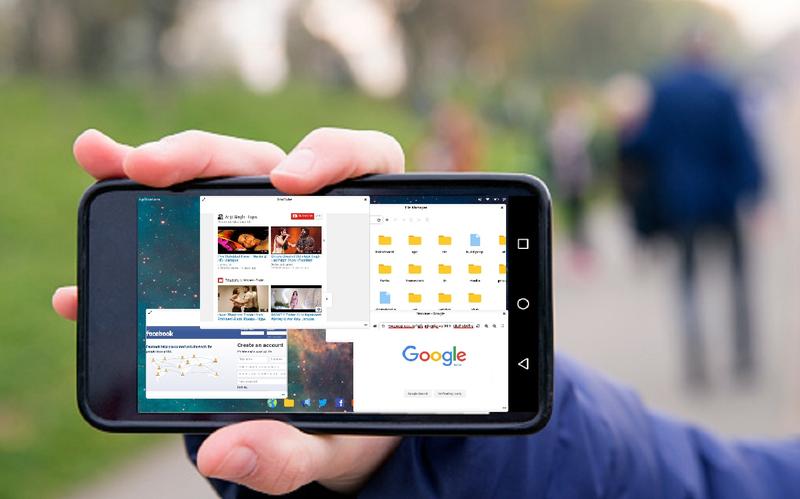 Что нажать, чтобы активировать режим многозадачности на любом Андроиде