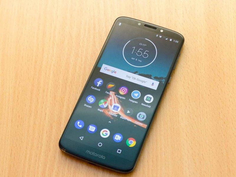 Motorola E6