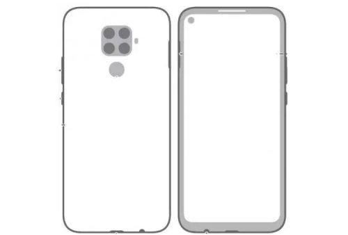 Huawei Mate 30 Lite Schematics