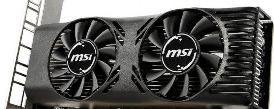 MSI GTX 1650 LP