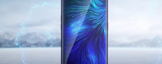 Oppo Front-Facing Camera Under Display