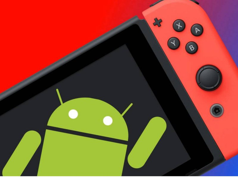 Nintendo Switch Under Android