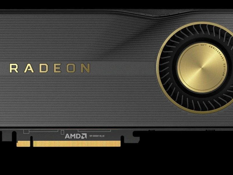 AMD RX5700 XT