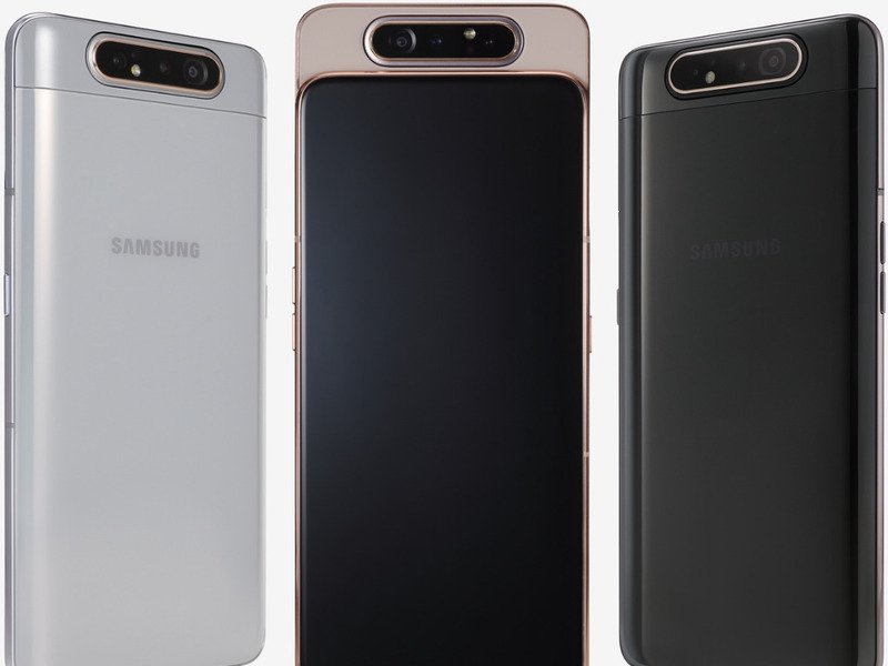 Samsung Smartphone with Snapdragon 855